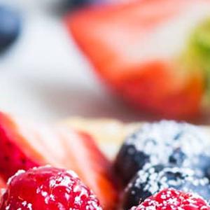 Mini Fruit tartes