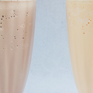 Wafer Milkshake