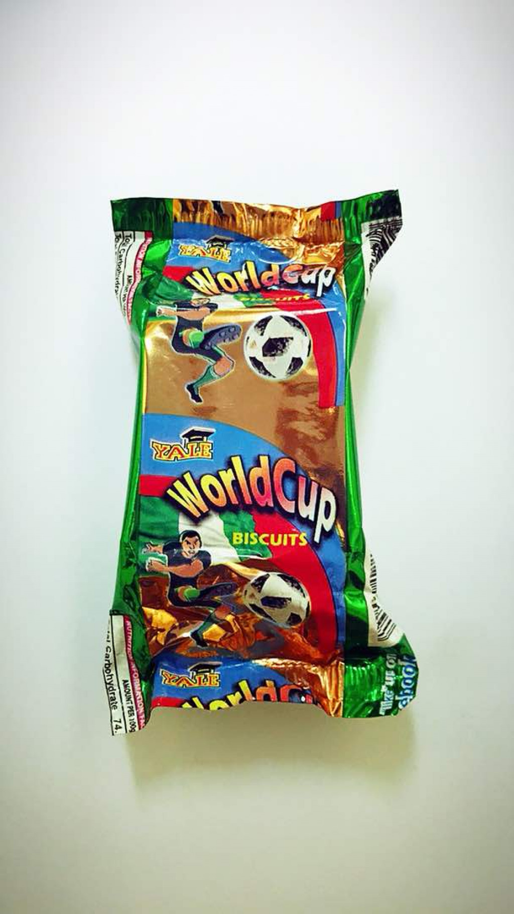 WORLD CUP BISCUIT