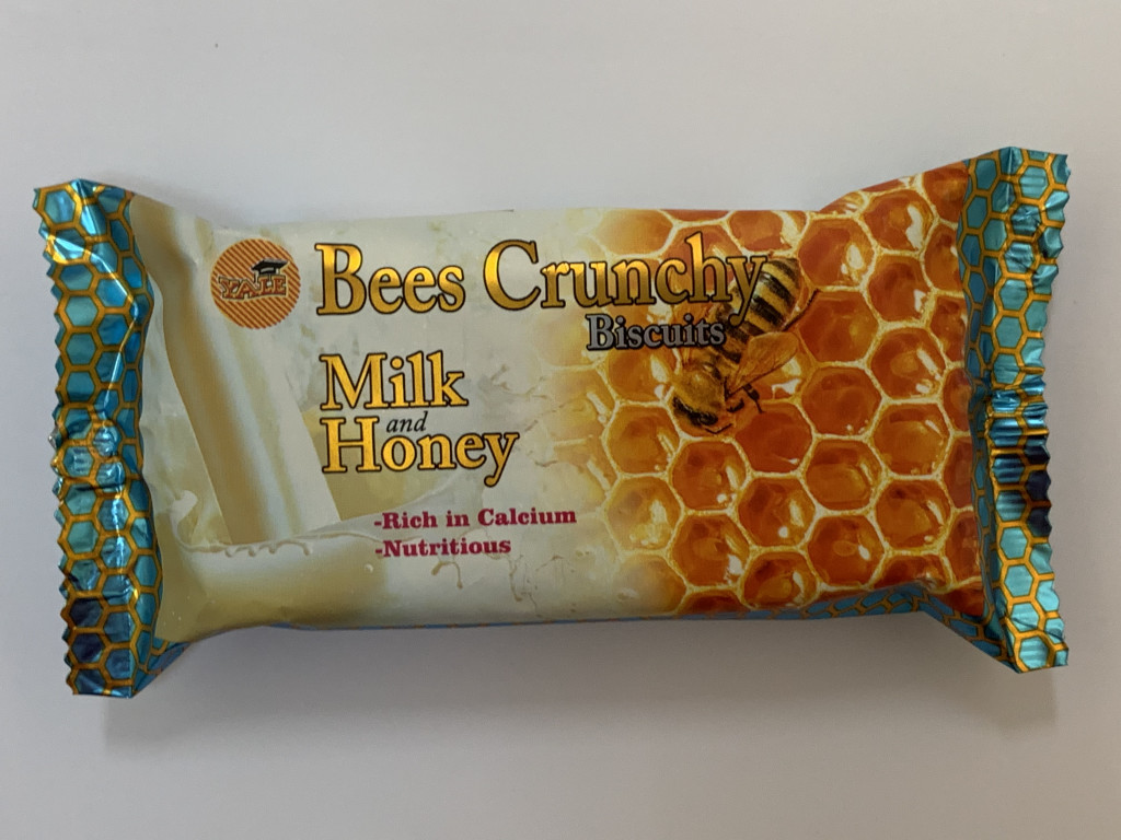 YALE BEES CRUNCHY